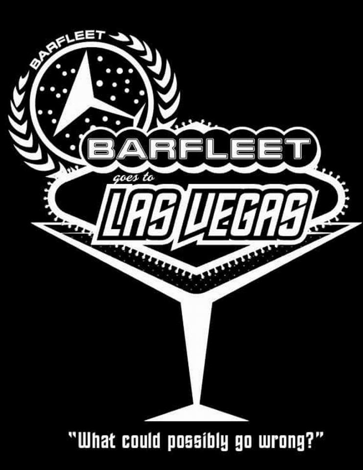Barfleet goes to Las Vegas